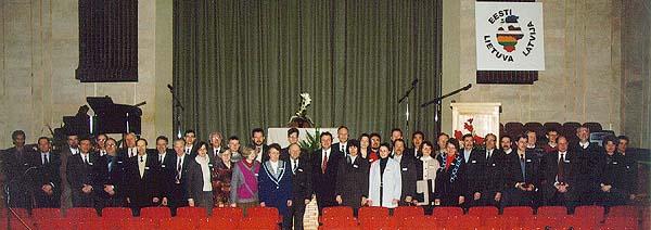 All delegates
