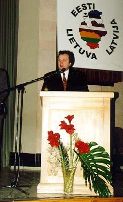 Valdis Zilgalvis, BAUC President