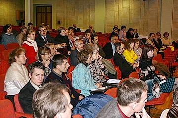 Literatūras evaņģēlistu seminārs Rīgā, 2004. gada februārī