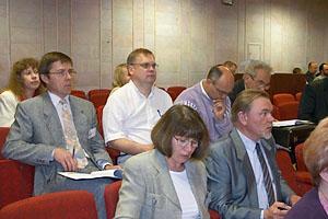 Kongresa delegāti no Igaunijas