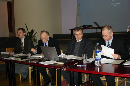 Baltic Union Conference Executive Committee bi-annual meeting