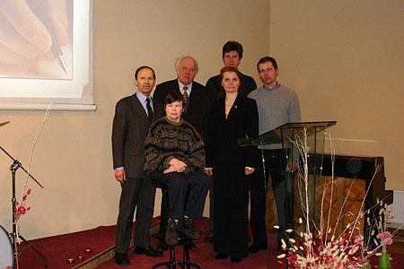 Rīgas reģiona komunikāciju semināra dalībnieki