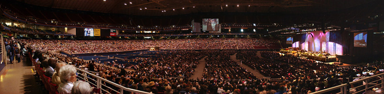 58th General Conference Session in St. Louis, USA (2005)