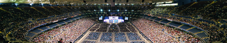 General Conference Session 2005 in St Louis, USA