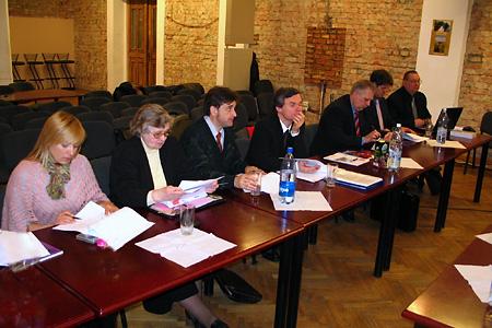 Baltijas Konferenču Ūnijas izpildkomitejas sēde Rīgā, 2006.g. 23. aprīlī