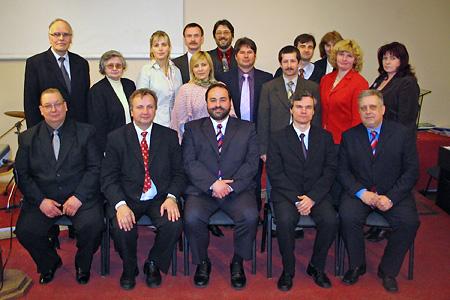 Baltijas Konferenču Ūnijas izpildkomiteja. Rīga, 2006.g. 23. aprīlis