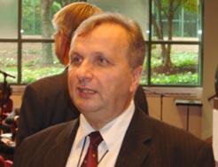 Valdis Zilgalvis, president of the Adventist church in the Baltics. [Photo: Mark Kellner/ANN]