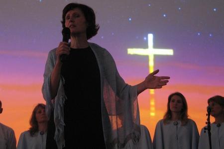 Concert. Singer: Danutė Katkauskienė.