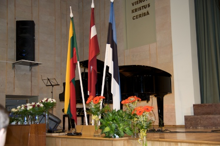 Closing worship service of Baltic Union Conference Constituency meeting [Rīga, Latvia] 2009.06.06