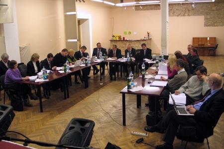 BAUC Winter Meeting. December 2009.