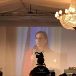 The main speaker Valerie Dufour